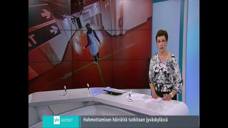 Hahmottamisen häiriöt (YLE-uutiset)